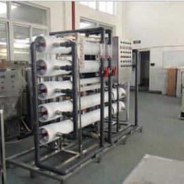 供应高纯水制取设备,反渗透加混床水处理设备,超纯水设备