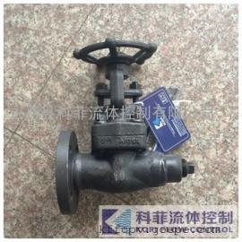 Z31H锻钢法兰式放空排液阀