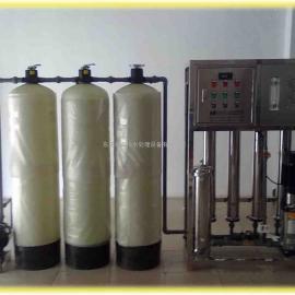 专业供应电镀纯水机