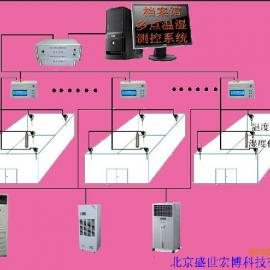 档案库房温度湿度环境安全管理系统智慧档案馆监控系统