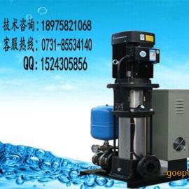 福清市单相深井家用变频供水设备