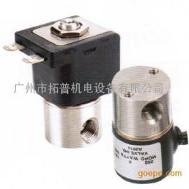 美国GEMS A系列微型电磁阀 耐压大功率小