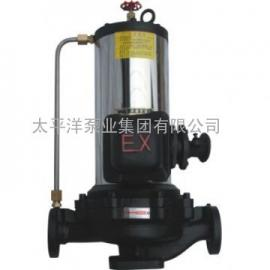 PBG立式管道屏蔽泵