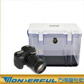 万得福厂家 DB-3226  北京塑料箱 手机数码防潮箱