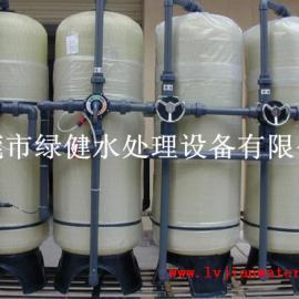 制取纯水的离子交换器
