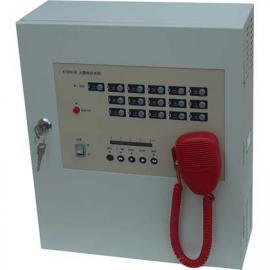 16门壁挂式消防火警电话主机/消防电话主机