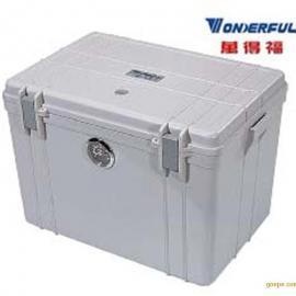 万得福厂家 DB-3828U  湖北塑料箱 单反防潮箱批发