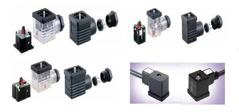 DIN43650插头 EN 175301-803