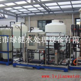超纯水设备安装,超纯水设备调试