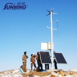 3G卫星监控风光互补发电系统
