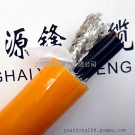 耐磨软电缆 PUR聚氨酯高柔性耐磨软电缆