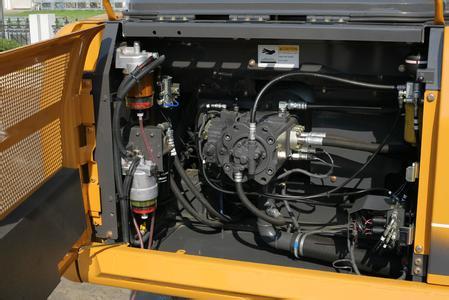 挖掘机液压系统_挖掘机液压系统