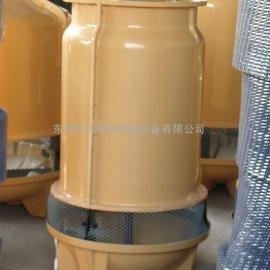10吨冷却水塔,10吨圆形冷却塔,10吨逆流式冷却水塔