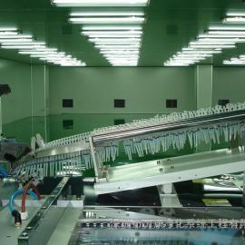 河源生物制品洁净厂房设计