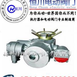 ZB10防爆型电动执行器