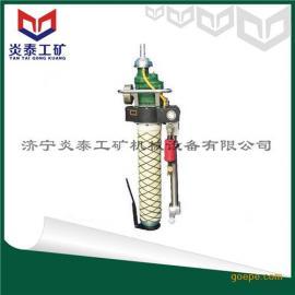 MQT110气动锚杆钻机 煤矿用气腿式锚杆钻机