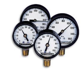 PGC-20B-100真空压力表 美国omega指针压力表