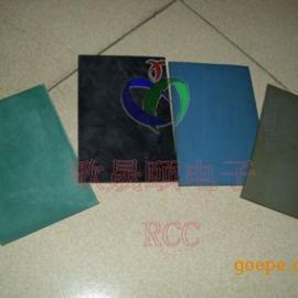 环保防静电台垫 防静电桌垫 防静电橡胶垫 绿色防静电台垫