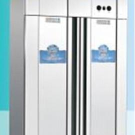 美厨消毒柜MC-2  不锈钢箱体 商用双门消毒柜