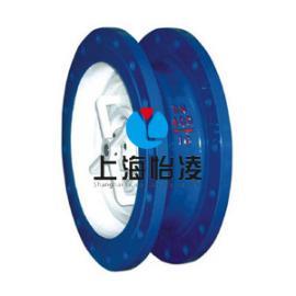 静音止回阀工作原理|上海怡凌CVKR型大口径静音式止回阀