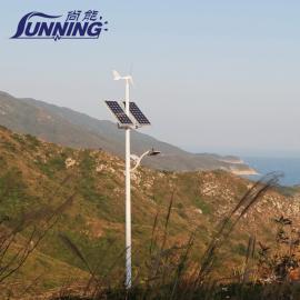 风光互补路灯系统,太阳能风能路灯100W