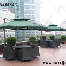 深圳庭院遮阳伞、花园遮阳伞品牌