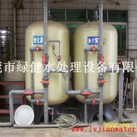 高压锅炉补给水处理设备 除盐软化水设备