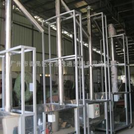 粉塑料上料机 厂家定制不锈钢自动上料机