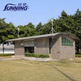 广州地区风光互补发电系统