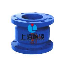 节能消声止回阀工作原理|上海怡凌H41X节能消声止回阀