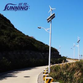 深圳地区风光互补路灯照明