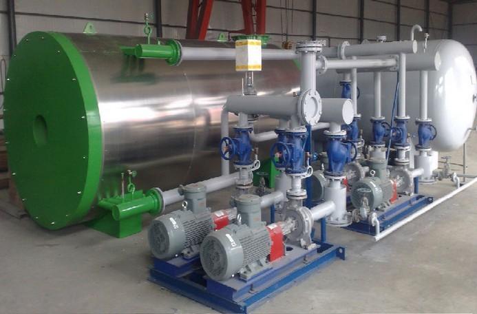 撬装锅炉、撬装导热油炉、撬装式燃气导热油炉