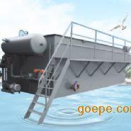 供应钢制平流式溶气气浮机