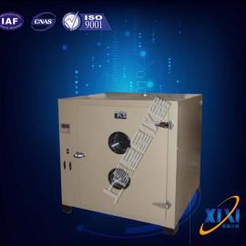 101A-5B不锈钢内胆数显鼓风实验烤箱操作 实验烤箱特点