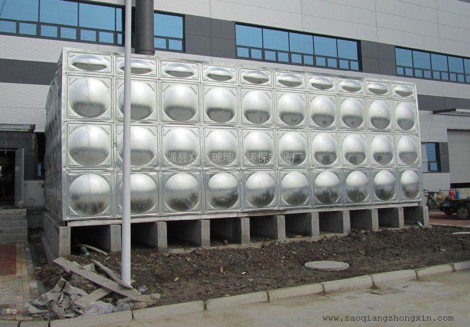 消防组合式不锈钢水箱 消防不锈钢水箱