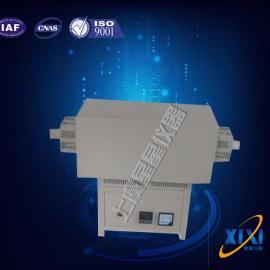 SK2F-5-12可编程管式高温工业电阻炉操作 电阻炉采购