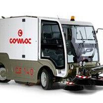 CS 140 D  柴油引擎驱动驾驶式无尘清�哕�
