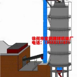 机械化石灰窑   节能环保齿轮回转石灰窑出灰机