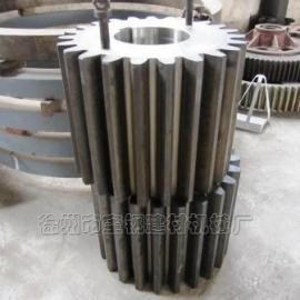 钢球磨煤机小齿轮、大齿轮、球面瓦