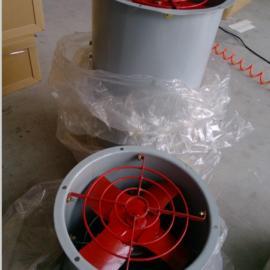 低噪声CBF-500-0.55防爆轴流风机