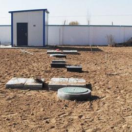 辽宁医院废水处理设备,沈阳地埋式医疗污水处理装置