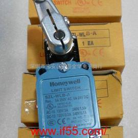 SZL-WLB-A 霍尼韦尔honeywell 限位开关 行程开关