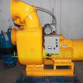 高吸程污水自吸泵
