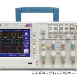 泰克100 MHz带宽四通道数字存储示波器TBS1104