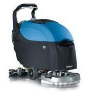 环氧油漆地面清洗机_电动洗地机吸干机