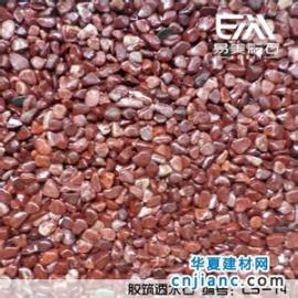 彩色胶粘石,胶彩石透水地面,胶筑透水石路面--粘合剂