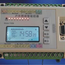 户外照明智能控制器 经纬度智能路灯时控器