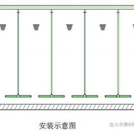 宜兴KTG型可提升曝气管