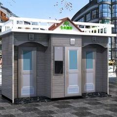 广州移动式土建厕所、仿土建移动厕所厂家