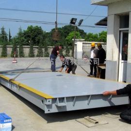 苏州100吨电子地磅哪家好?120吨地磅